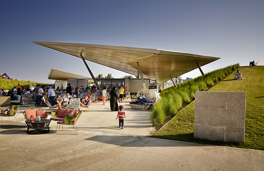 Museum of Islamic Art Park (Qatar Parks)