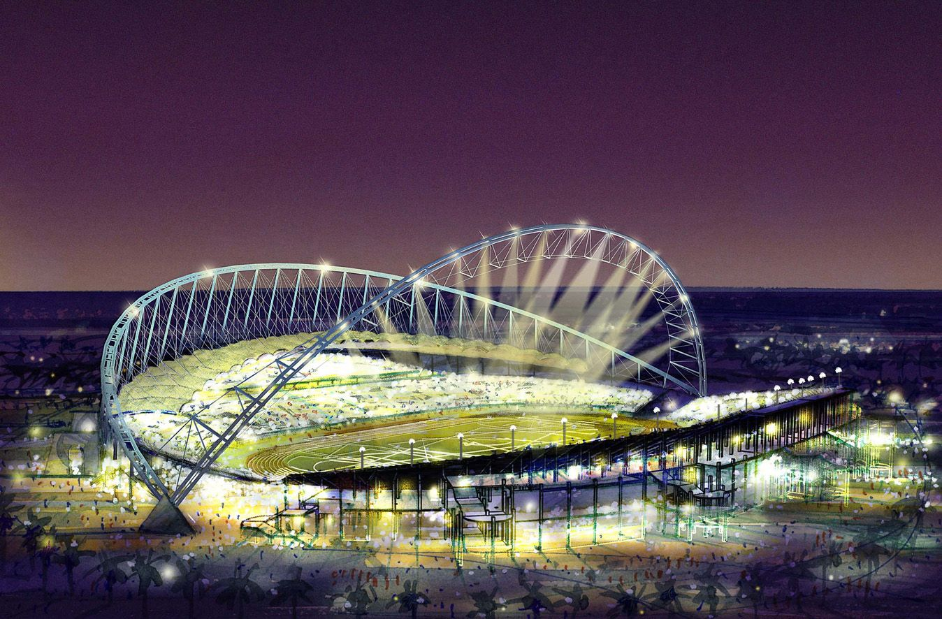 Khalifa International Stadium (Qatar Stadiums)