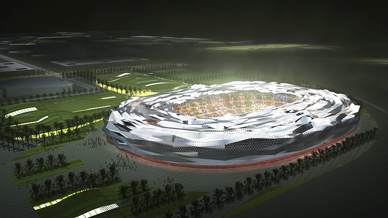 QATAR EDUCATION CITY STADIUM (Qatar Stadiums)