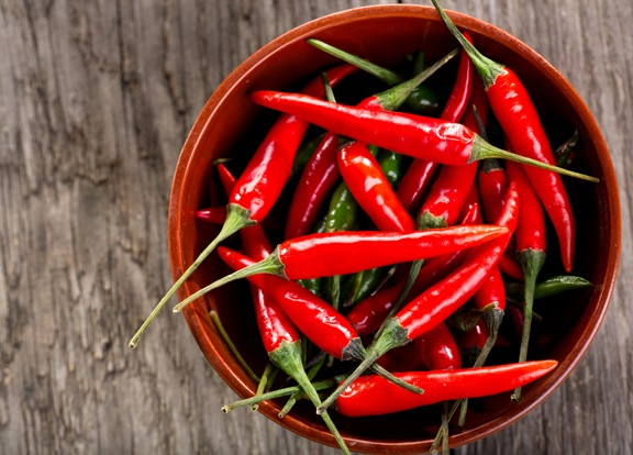 Benefits of Hot Chili Pepper