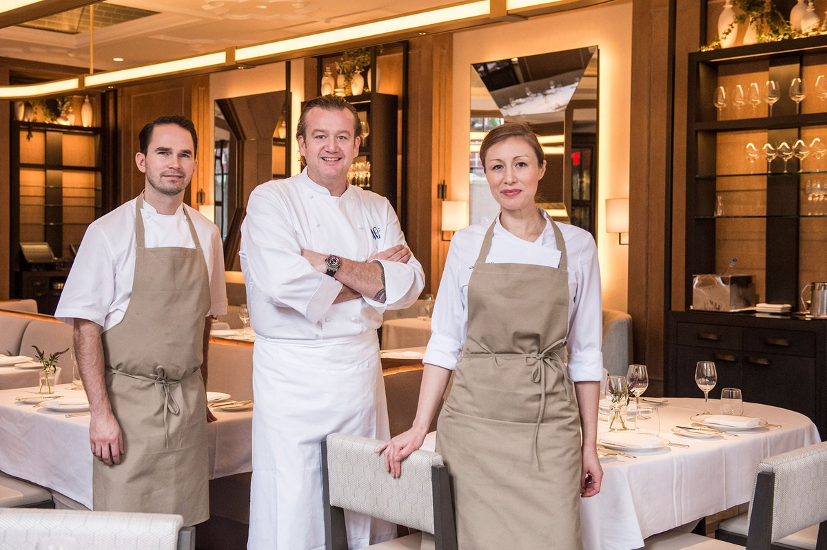 Inside Michael White's new French brasserie-
