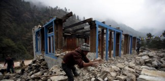Nepal quake-reconstruction body finally cleared