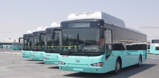 Seats reserved for women on Karwa buses