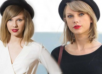 Taylor Swift Meets Her Lookalike