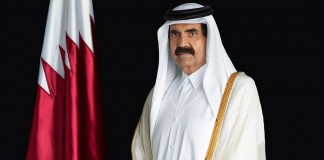 Qatar's Father Emir flown to Switzerland