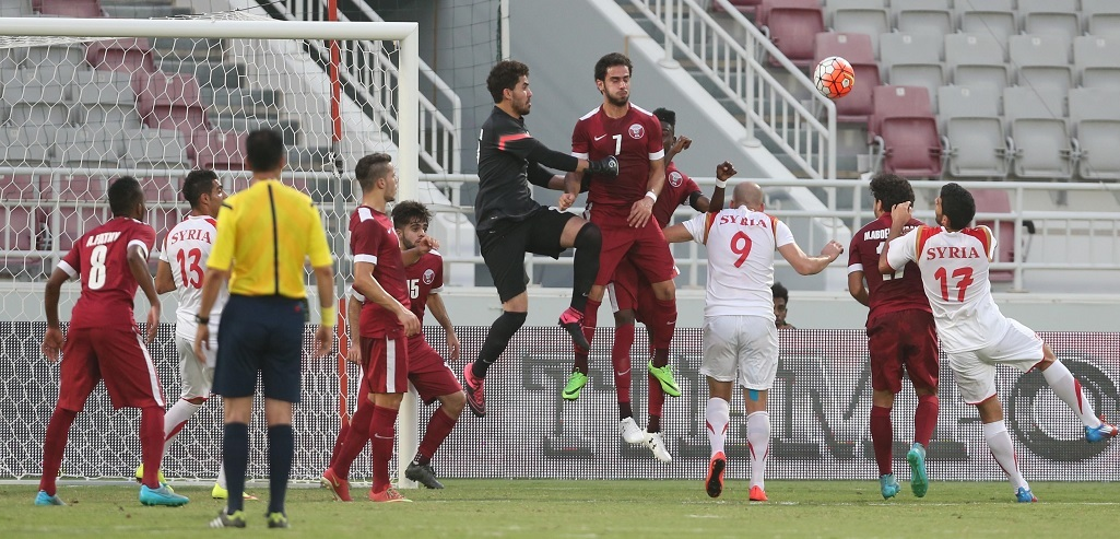 Qatar eye quarter finals berth