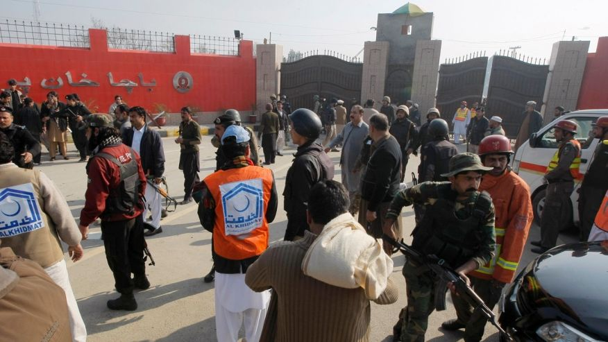 At least 19 killed in attack on Bacha Khan University
