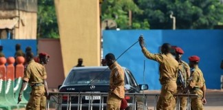 Burkina arrests 11 failed coup soldiers