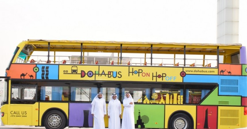 Doha Bus adds new Education City