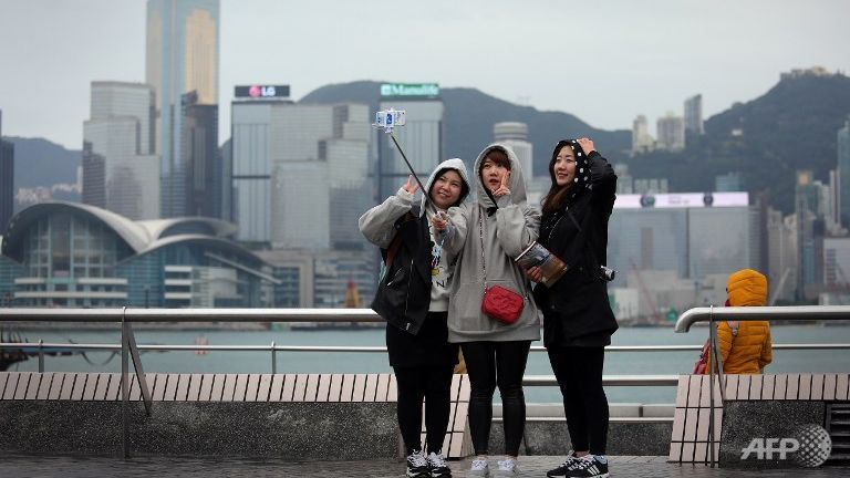 Hong Kong hit by coldest temperatures