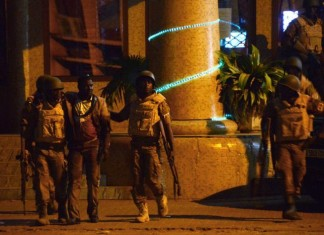 Jihadist attack on Burkina hotel