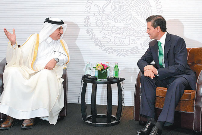 Mexico invites Qatar to invest in energy