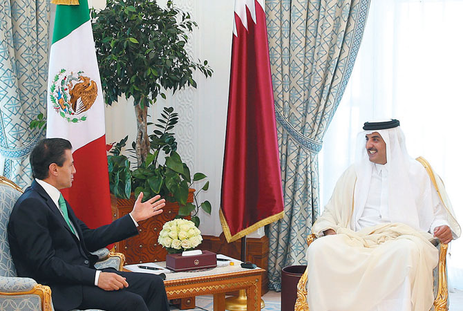 Qatar, Mexico sign slew of agreements