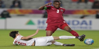 It was a great fight by Qatar