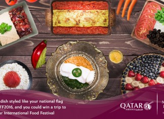 Contest Launched ahead of Qatar food festival