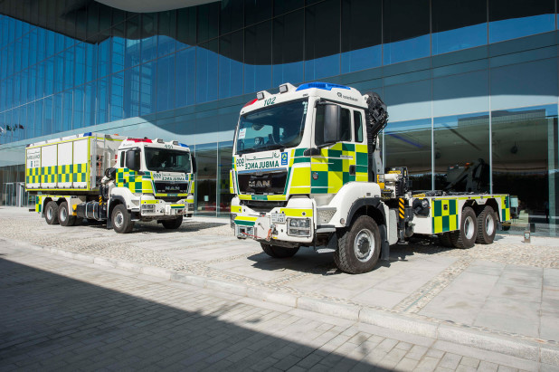5,000 calls to 999 made each day in Qatar