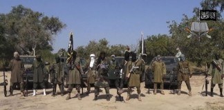 Boko Haram attackers set village ablaze