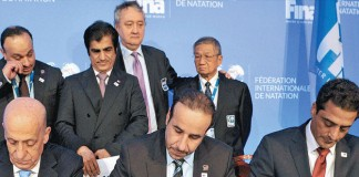 Doha to host 2023 FINA