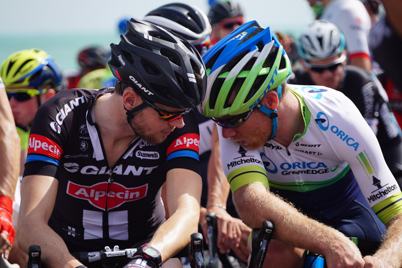 Men's Tour of Qatar opens today