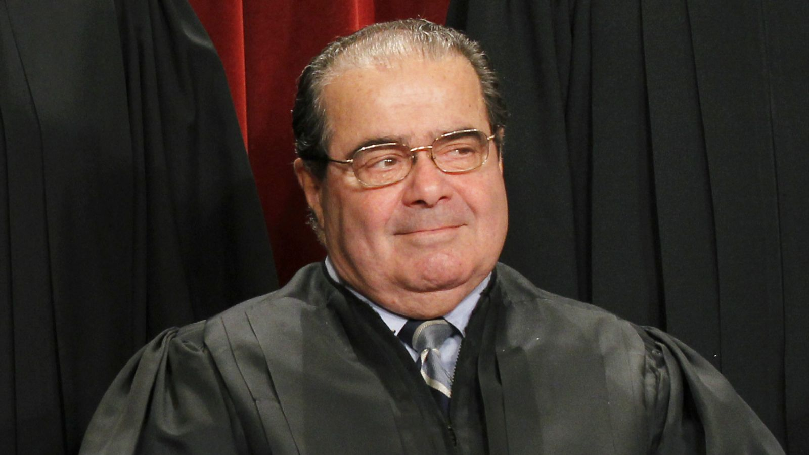 Justice Antonin Scalia has died at age 79