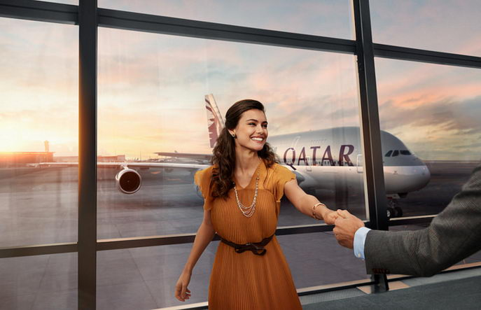 Qatar Airways is the Best Airline in 2015!