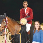 Sheikh Khalid guides Anyway II to impressive home victory