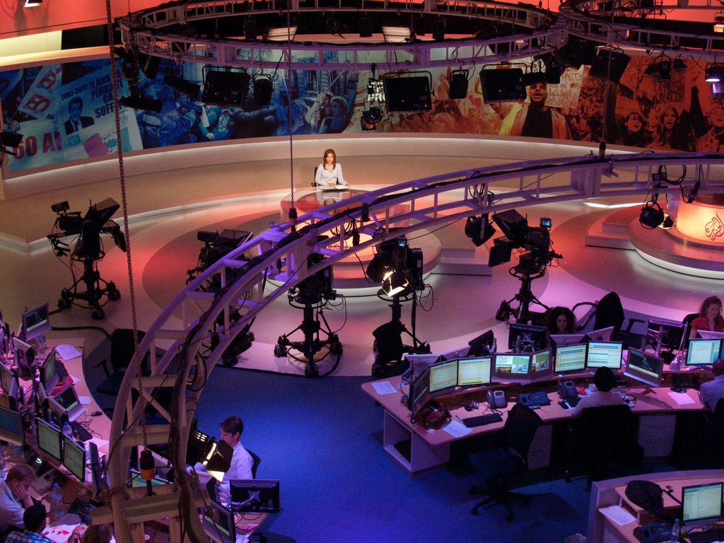 500 staffers to be laid off from Al Jazeera
