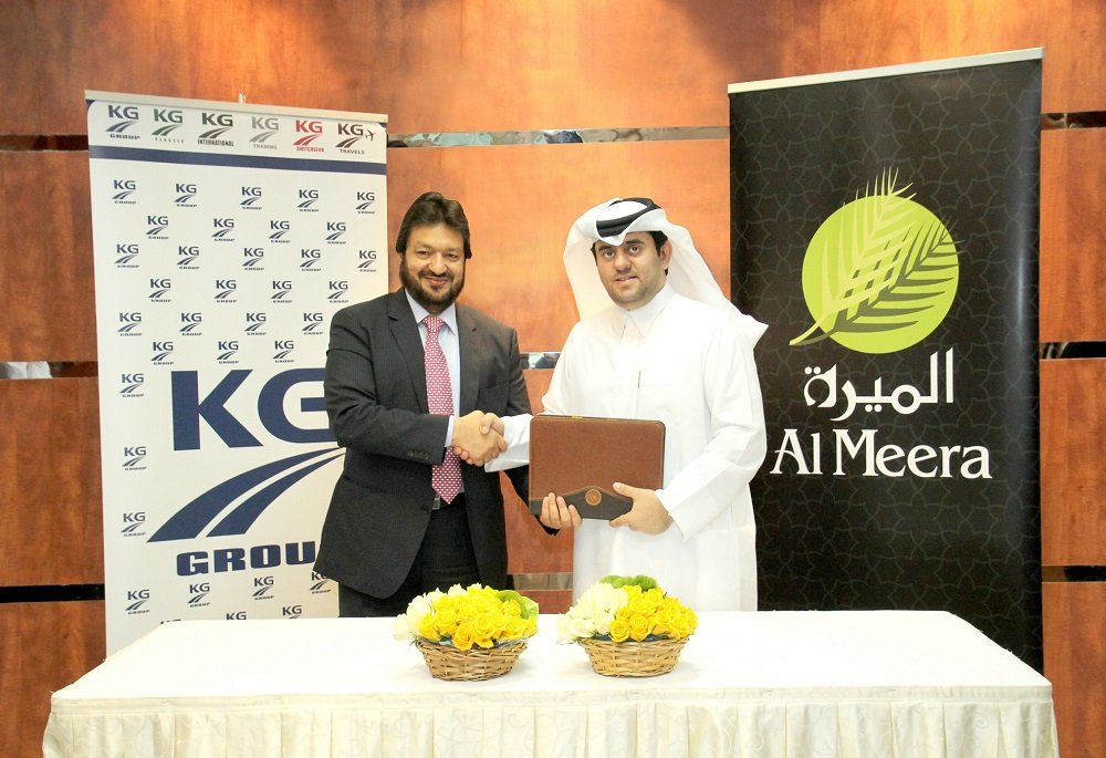 Al Meera Signs Agreement with Two Contractors