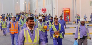 60% of Qatar population live in 'labour camps' - Amnesty International decries abuse of World Cup workers