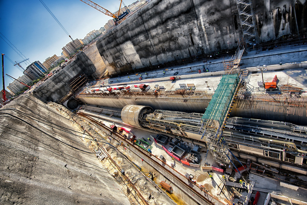 Doha Metro to be completed this fall