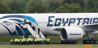 EgyptAir plane hijacked to Cyprus, most passengers freed