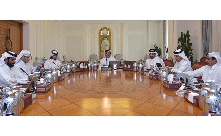 Emir Chairs Supreme Committee for Delivery and Legacy