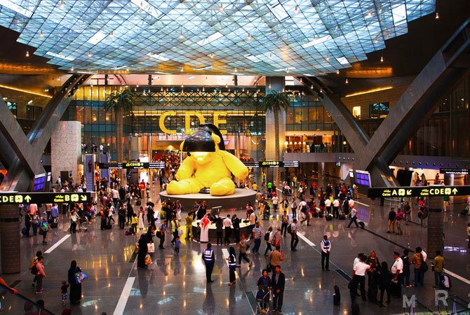 HIA named Middle East's best airport