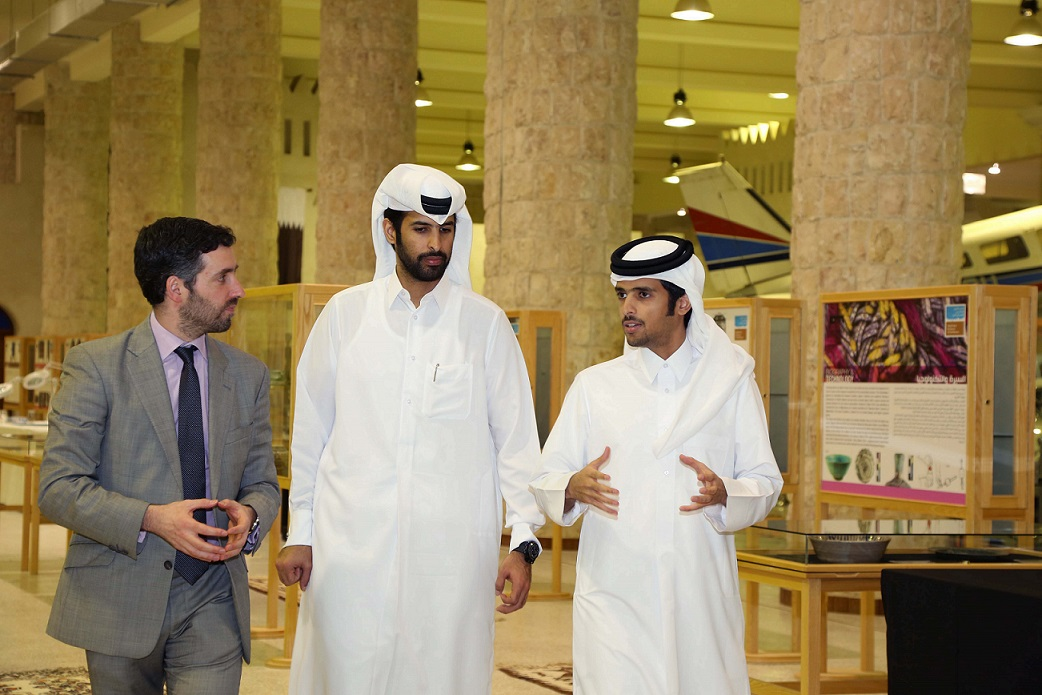 Deputy Mayor of London visits Sheikh Faisal Museum