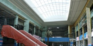 Mall of Qatar races to the finish