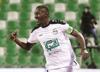 Meshal's 100th goal sets up Ahli win