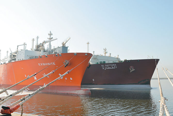 Qatargas delivers first LNG to Pakistan