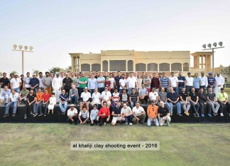 Al khaliji hosts 4rd annual clay shooting competition