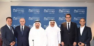 Trial opening of Centro Capital Doha