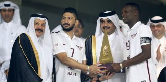 El jaish beat Lekhwiya for Qatar Cup glory