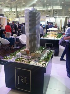 Just Real Estate debuts at 2016 Cityscape Qatar