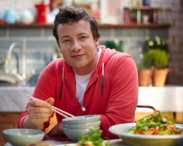 "Jamie Oliver: ""McDonald's Burgers Are For Dogs, Not For Humans."""