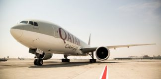 QA wins awards for in-flight services