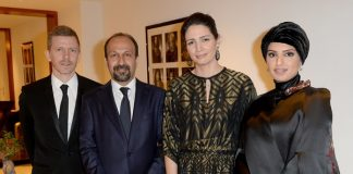 Asghar Farhadi, Shahab Hosseini awarded at Cannes