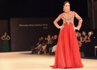 The 2nd Mercedes-Benz Fashion Week Doha