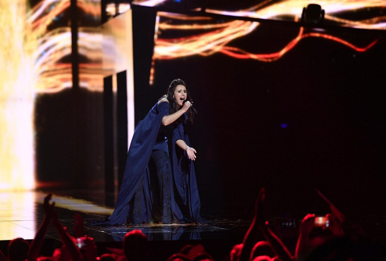 Ukraine wins Eurovision Song Contest-2