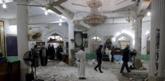 Islamic State bomber kills nine at Baghdad