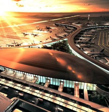 10 Biggest Airports in The World 2016