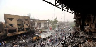 200 dead in IS-claimed Baghdad suicide bombing