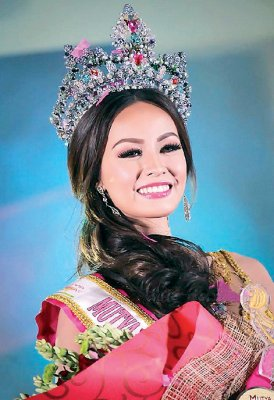 Doha resident competes in Manila beauty